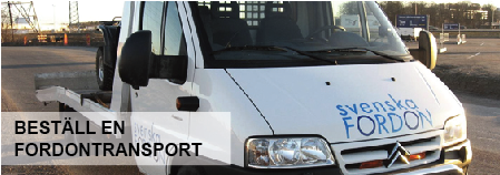 Best�ll fordonstransport